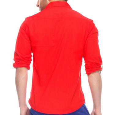 Combo of Branded Stylish Jeans + Plain Full Sleeves Shirt_ph1007098