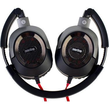 INTERSTEP HDP-400 STEEL HEADSET Stereo Wired Bluetooth Headphones - Metal