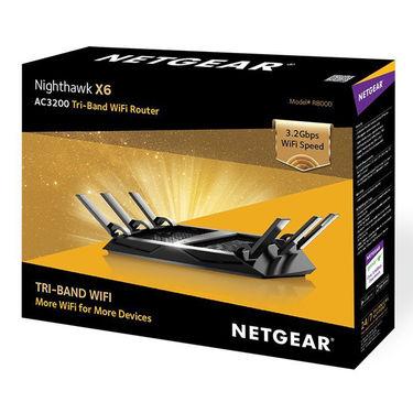Netgear R8000 AC3200 Tri-Band WiFi Router
