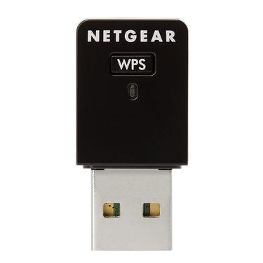 NETGEAR N300 Wireless Mini USB Adapter (WNA3100M)