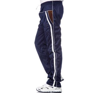 Delhi Seven Regular Fit Trackpant For Men_MU017  - Navy Blue