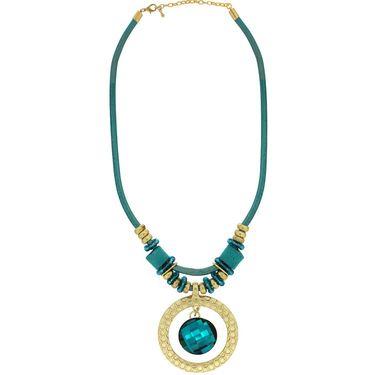 Spargz Alloy Metal Necklace_Mala056