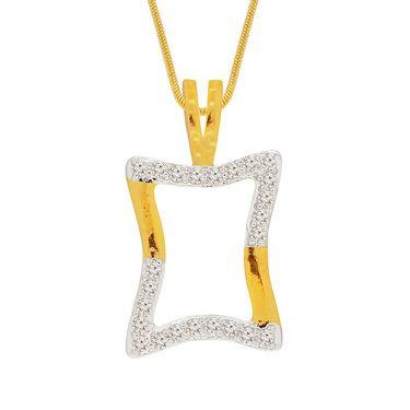 Spargz Brass Metal Pendant_Aip013