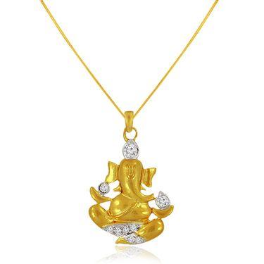 Spargz Brass Metal Pendant_Aip049