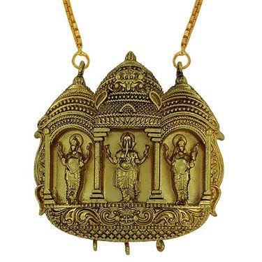 Spargz Brass Metal Pendant_Tlp01