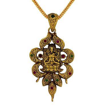 Spargz Brass Metal Pendant_Tlr27