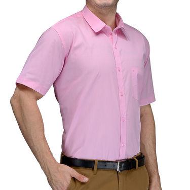 Being Fab Cotton Formal Shirt_Bfs26 - Pink