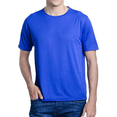 Pack of 3 Oh Fish Plain Round Neck Tshirts_Df3redwhtblu
