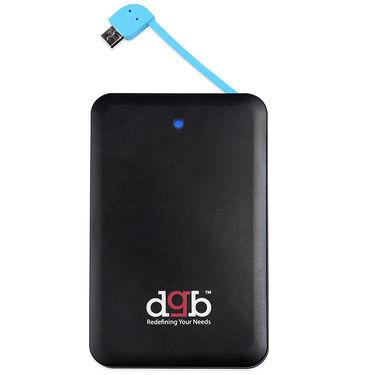 DGB Genie PB-3000 Portable Power Bank 2500 mAh - Black