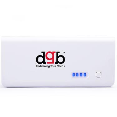 DGB Haflinger Duos PB-13000 Power Bank 11000 mAh - White