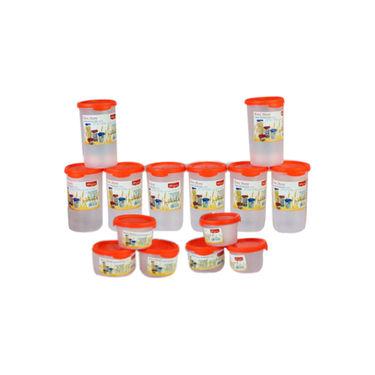 Princeware 30 Pcs Easy Store Kitchen Container Set