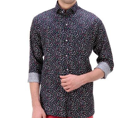 Printed Cotton Shirt_Gkdcsblogt - Multicolor