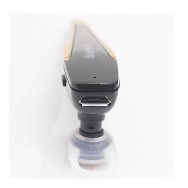 Callmate Bluetooth Stereo Headset CM1 - Gold Black