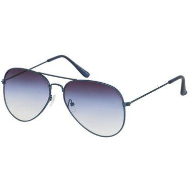 Alee Aviator Metal Unisex Sunglasses_Rs0217 - Blue