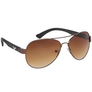 Alee Wayfare Plastic Unisex Sunglasses_Rs0242 - Brown