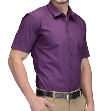 Combo of 5 Being Fab Cotton Formal Shirts_combo3
