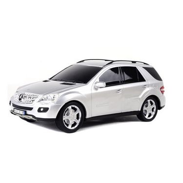 1:24 Scale Licensed Mercedes Benz M Class RC Toy Car - Silver