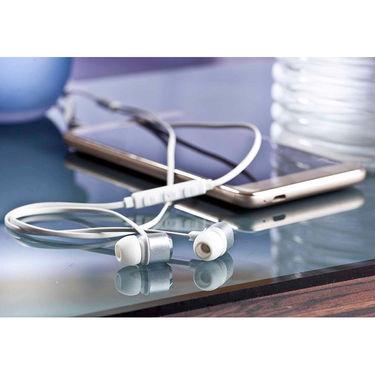 Envent in Ear Earphone with mic-Beatz 301 (White)