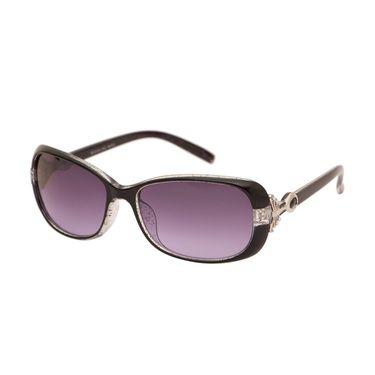 Adine Oval Plastic Women Sunglasses_Rs11