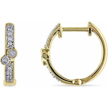 Kiara Swarovski Signity Sterling Silver Yogita Earring_KIE0450