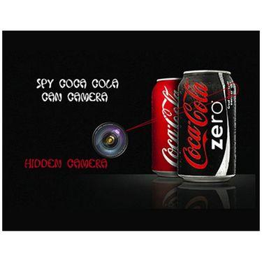 Spy Coca Cola Can Camera Code 032
