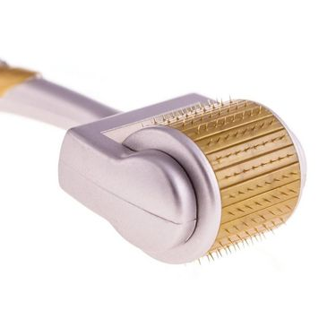 Elmask ZGTS Professional Luxury Titanium 192 Micro Needles Derma Roller 1.5mm Length