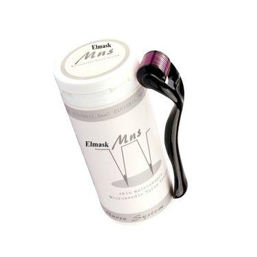Elmask MNS Derma Roller 540 Titanium Needles Microneedle Skin Nurse System 1.0mm