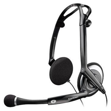 Plantronics Audio DSP-400,USB Foldable Stereo Headset