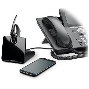 Plantronics Voyager Legend CS Bluetooth Headset System - Black