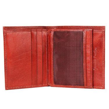 Spire Stylish Leather Wallet For Men_Smw136 - Orange