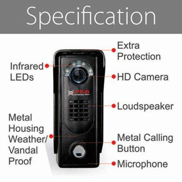 CP PLUS DIGITAL DOOR VIEWER CP-NAV-K281M