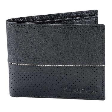 Fastrack Leather Wallets For Men_C0371lbk01 - Black
