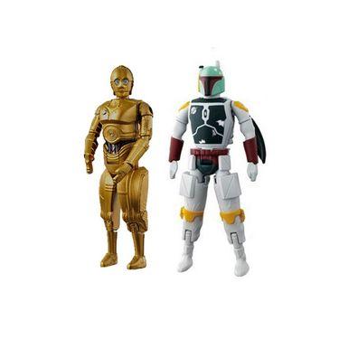 Egg Force Star Wars Super Hero Action Figure Set 3