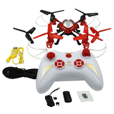 Multifunctional Aircraft RC Quadcopter With 6 Axis Gyro Drone