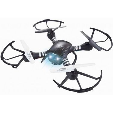High Speed X-DRONE SCOUT I-DRONE 1.0 6 Axis Gyro Quadcopter With Camer Black