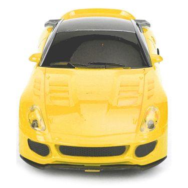 Sensor Suspended Manipulation RC Car Mini Sense Gravity Yellow