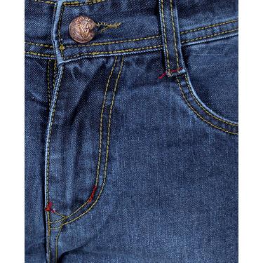 Stylish Cotton Denim For Men_Jcdb1 - Dark Blue
