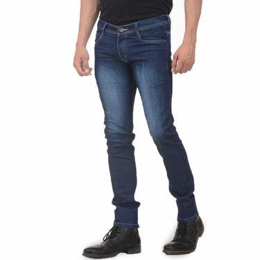 Light Wash Slim Fit Denim Jeans_Jnwtx1 - Denim Blue