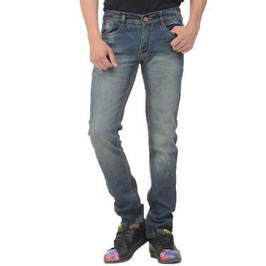 Forest Faded Slim Fit Denim Jeans_Jnfrt1 - Blue
