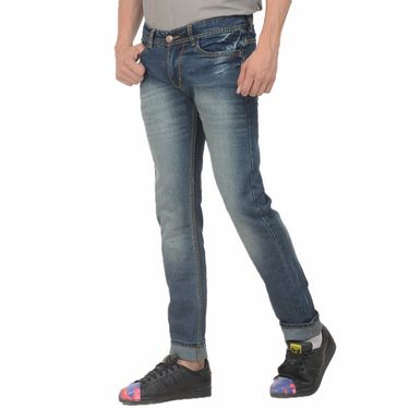 Forest Faded Slim Fit Denim Jeans_Jnfrt4 - Blue