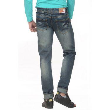 Pack of 2 Forest Plain Slim Fit Jeans_Jnfrt812 - Blue