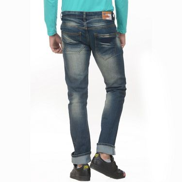Pack of 2 Forest Plain Slim Fit Jeans_Jnfrt1112 - Blue