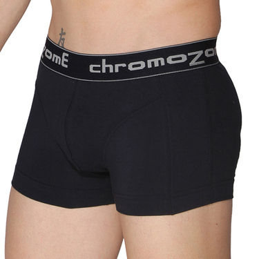 Pack of 3 Chromozome Regular Fit Trunks For Men_10218 - Multicolor