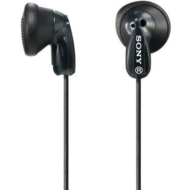 Sony MDR-E9LP In-Ear Earphones (Black)