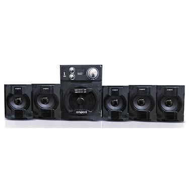 Envent Deejay 704 BT 5.1 Multimedia Home Audio Speaker  - Black