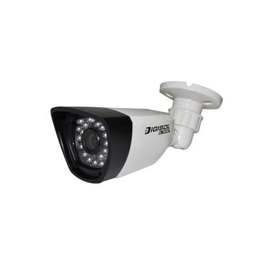 DIGISOL DG CM3230P 720P CMOS IP65 Plastic AHD Bullet Camera  with IR LED