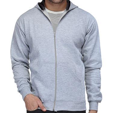 Pack of 2 Rico Sordi Cotton Sweatshirt_Rsms12 - Black & Grey