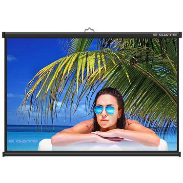 EGATE Universal Projector Screen 6 X 4 Feet