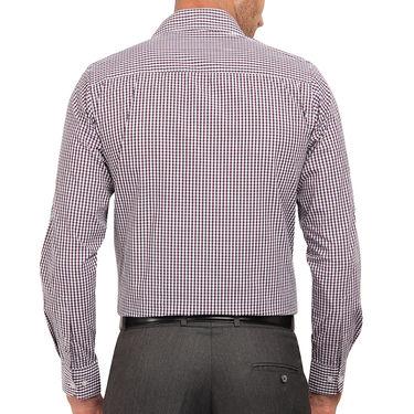 Copperline 100% Cotton Shirt For Men_CPL1204 - Brown