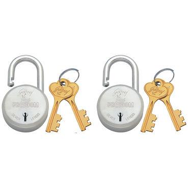 Godrej Freedom 7 Lever 2 Key(set of 2)
